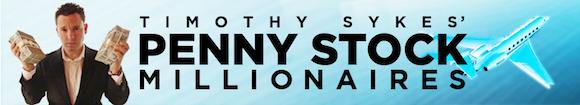 Tim Sykes' Penny Stock Millionaires